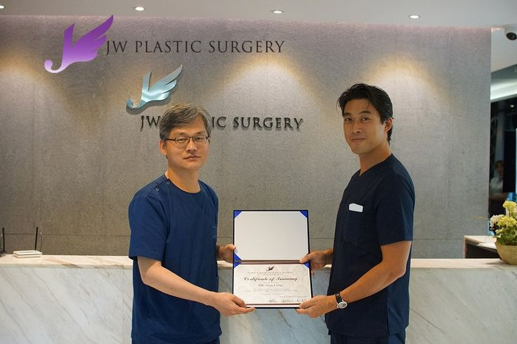 [JW Plastic Surgery Korea's Doctor Training Program]21st of July ~ 23rd of July 2014,Dr. Shim Ching from Hawaii has been trained in JW Plastic Surgery Korea.  JW Plastic Surgery Korea  598-6 Shinsa, Gangnam, Seoul, South Korea 서울시 강남구 신사동 598-6  English Hotline : +82-10 5768 5114/ 10 7195 5114 Chinese Hotline : +82-10 2213 5114/ 10 2810 5114 Thai Hotline : +82-10 4623 5114(Line ID:thai5114)  Kakao Talk ID : jwps / jwbeautykr E-mail : jw_beauty@naver.com