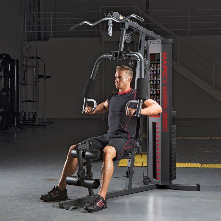 Marcy Stack Home Gym - MWM-990