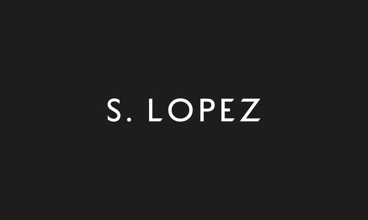 Sophie Lopez is a stylist to the stars. we created a new identity and website that reflected her new position in the styling industry.