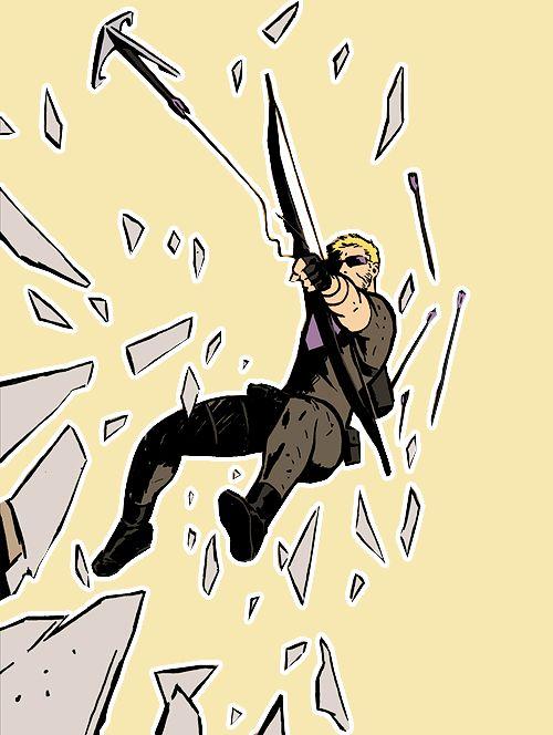 Hawkeye Matt Fraction