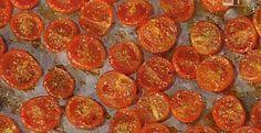 La ricetta dei pomodori confit di Anna Moroni