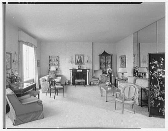 Mrs Wilton Lloyd Smith Residence At 810 5th Ave New York Vintage InteriorsSafetyStudent Centered Resources