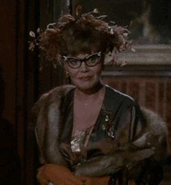 "Eileen Brennan's 15 Best Moments As Mrs. Peacock In ""Clue"""