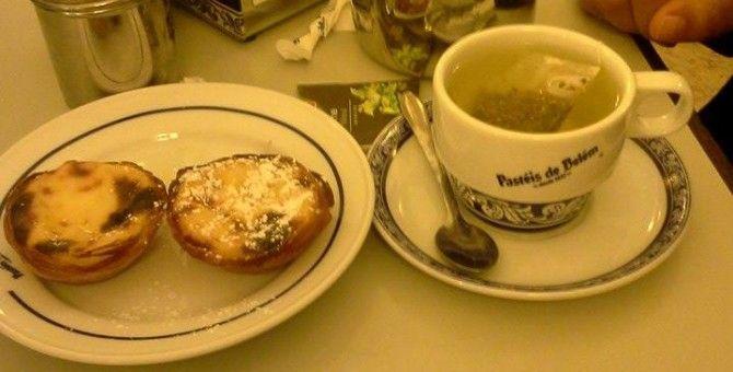 Pasteis de Belem/Portugal