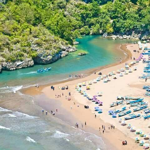 Baron Beach Yogyakarta