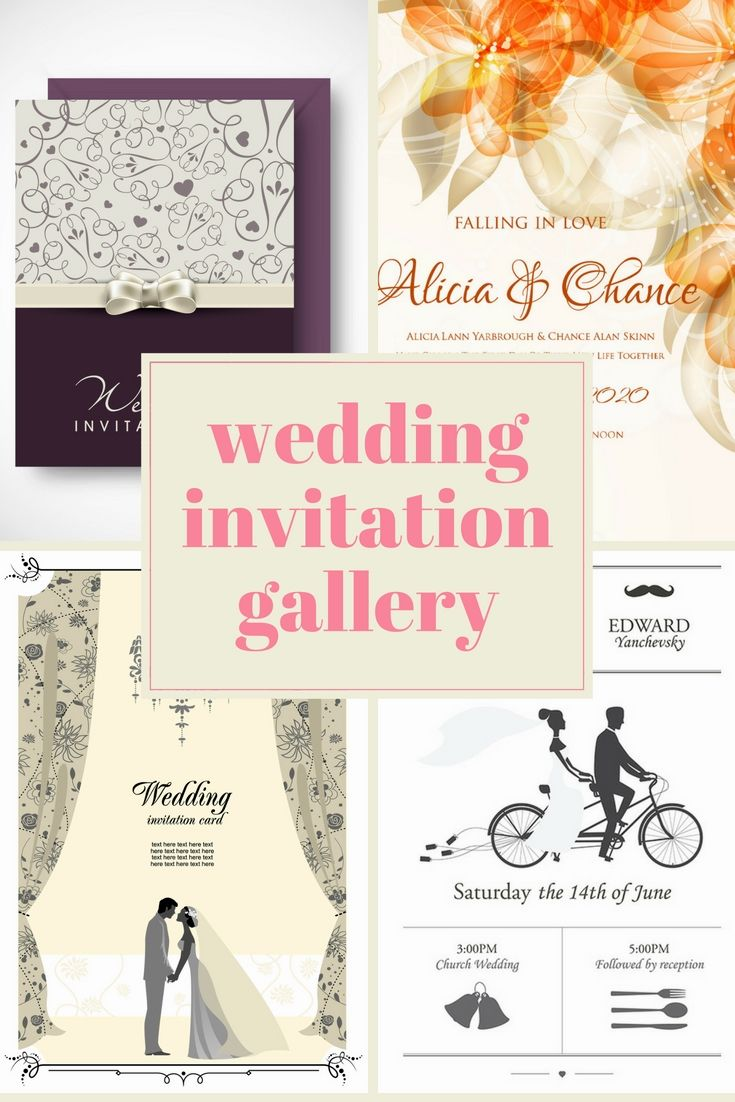 100 free wedding invitations samples begin to preparing for your