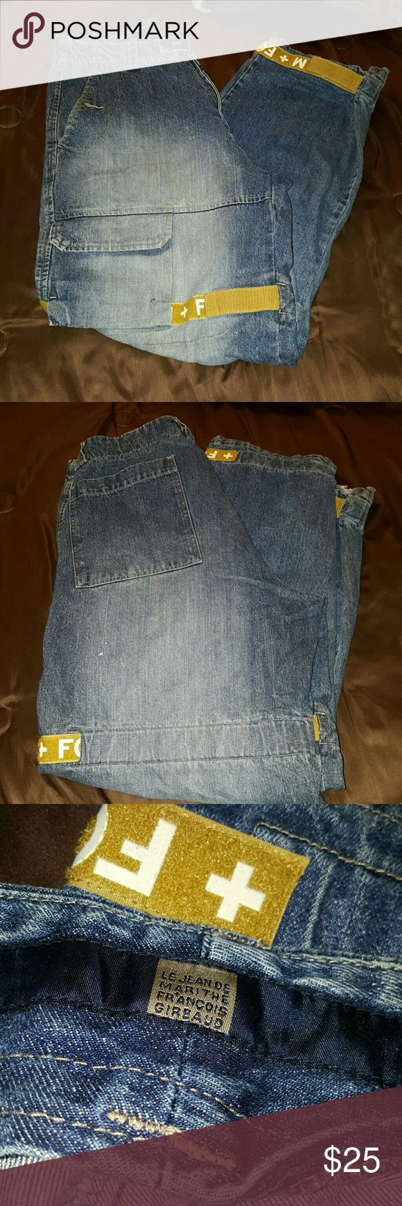 GIRBAUD JEANS Like New used once length 35 inches These are selling fast! Girbaud  Jeans Straight
