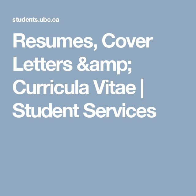Ubc Dissertation Guidelines Ubc Co Op Sample Cover Letter. Career ...