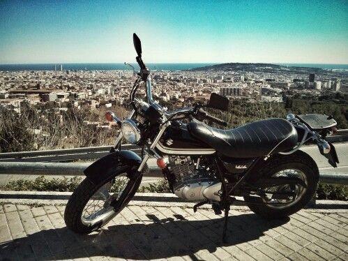 VanVan over Barcelona