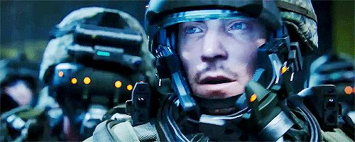 Troy Baker in Call of Duty: Advanced Warfare