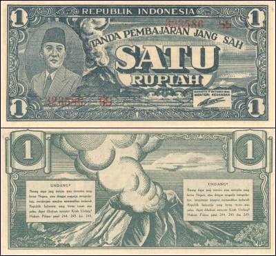 Uang Rupiah Jaman Dulu ~ Indonesia Online