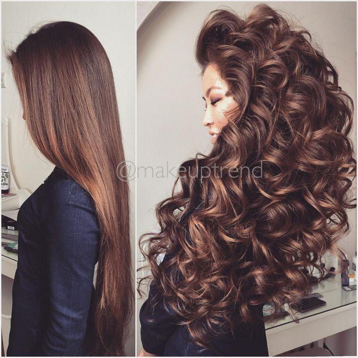 big barrel curls -24 inch extensions