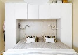 *** Small Living Interior Ideas *** #bed #storage www.allinliving.nl