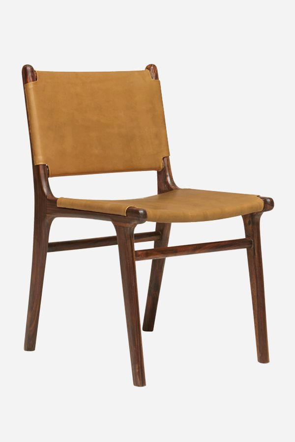 leather dining chair flat rosewood u0026 tan cross dining chairs off your list with the danish designed leather dining chair the perfect balance between
