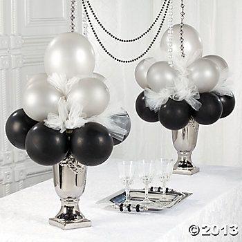 Black Balloons - Oriental Trading