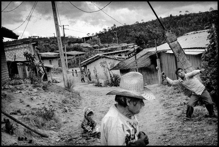 Matt Black MEXICO. Cochoapa el Grande, Guerrero. 2012. After a party.