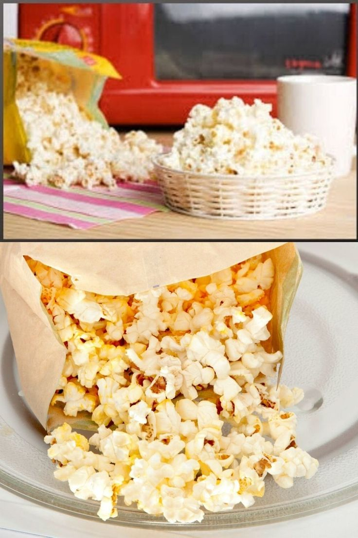 How to get rid of burnt popcorn smell in microwave in