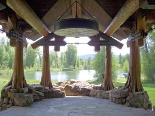 12 best images about porches on pinterest trees parks for Cypress porch columns