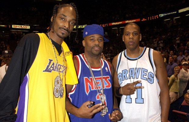 Snoop, Dame & Jay