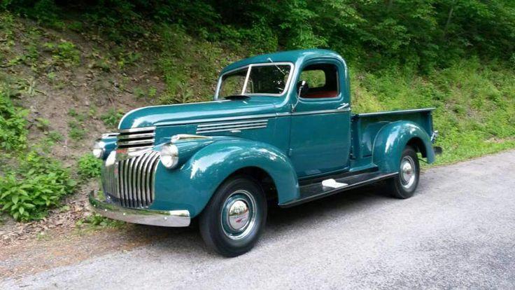 1946 Chevy Truck.