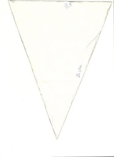 werkbeschrijving vlaggenlijn