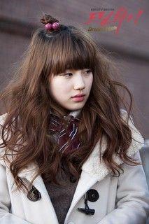 ペ・スジの作品 ドラマ『ドリームハイ』髪型がキュート♡