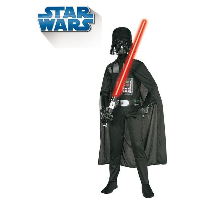 Disfraz Darth Vader C/Mascara Infantil REF. R882009