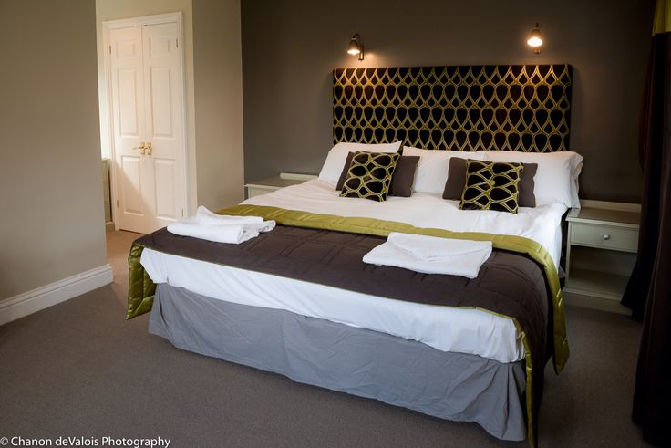 Standard double room at Vaulty Manor. We can sleep up to 60 of your guests