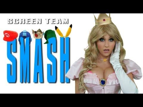 SMASH - Smash Bros. Music Video - YouTube  Screen Team comes back with a video featuring 27 costumes, lots of post work and a really fun song.