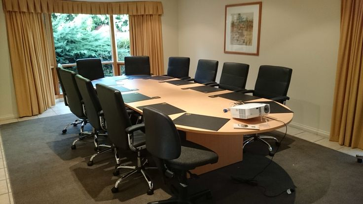 Boardroom, Clare Country Club, South Australia