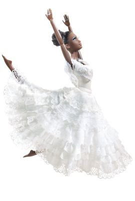Alvin Ailey American Dance Theater Barbie - Celebrating its 50th anniversary, 2008