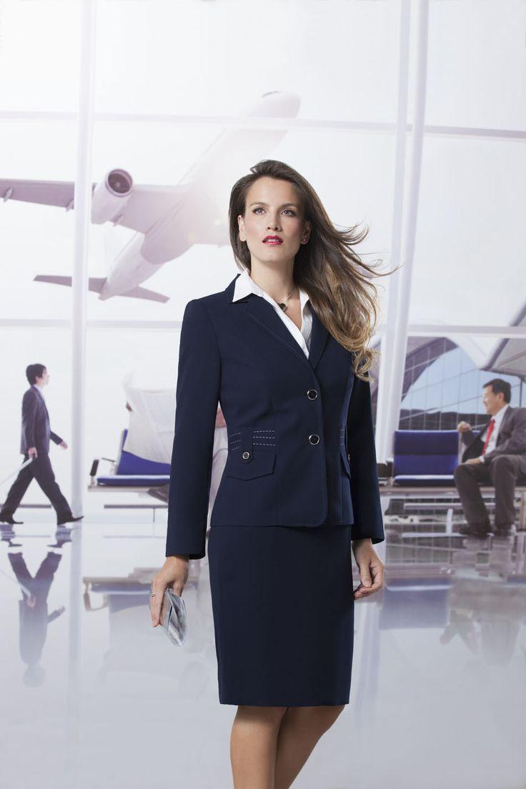 Uniformes ejecutivos vanity trajes de oficina para mujeres for Internet para oficinas
