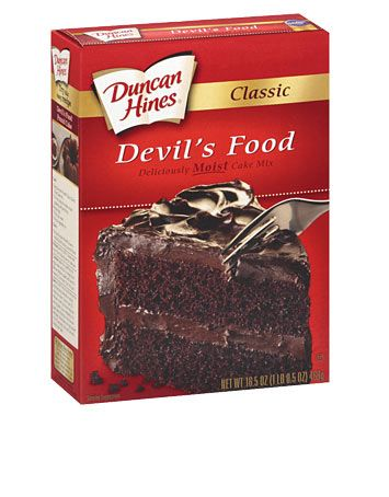 Duncan Hines Classic Devil's Food Cake Mix is dairy-free and egg-free. Follow our family's allergy story at www.foodallergyninja.com