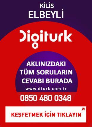 Digiturk Elbeyli - Servis Satış Noktası - 0348 Kilis