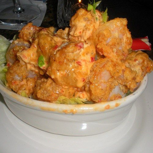 Bonefish Grill Bang Bang Shrimp Restaurant Recipe is a delicious appetizer. And we have adapted it for a party. Your guests will love it.
