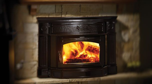 Regency Hampton Hi300 Wood Insert Fireplaces Pinterest