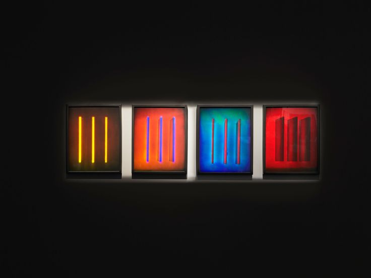 untitled holography work - eric orr - 1995