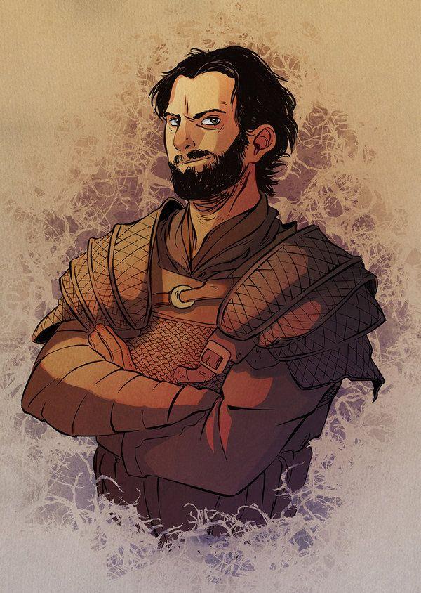 Daario Naharis Collab by Kaisel.deviantart.com on @DeviantArt