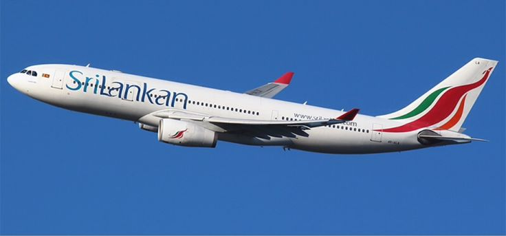 SriLankan Airlines Airbus A330-243
