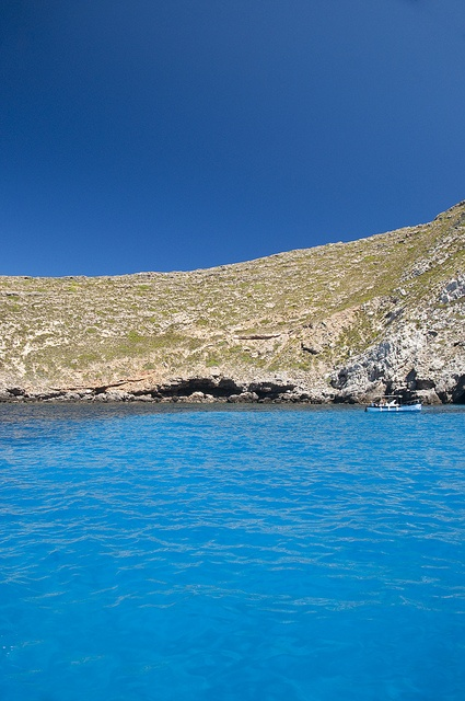 Cala Bianca - Isola di Marettimo
