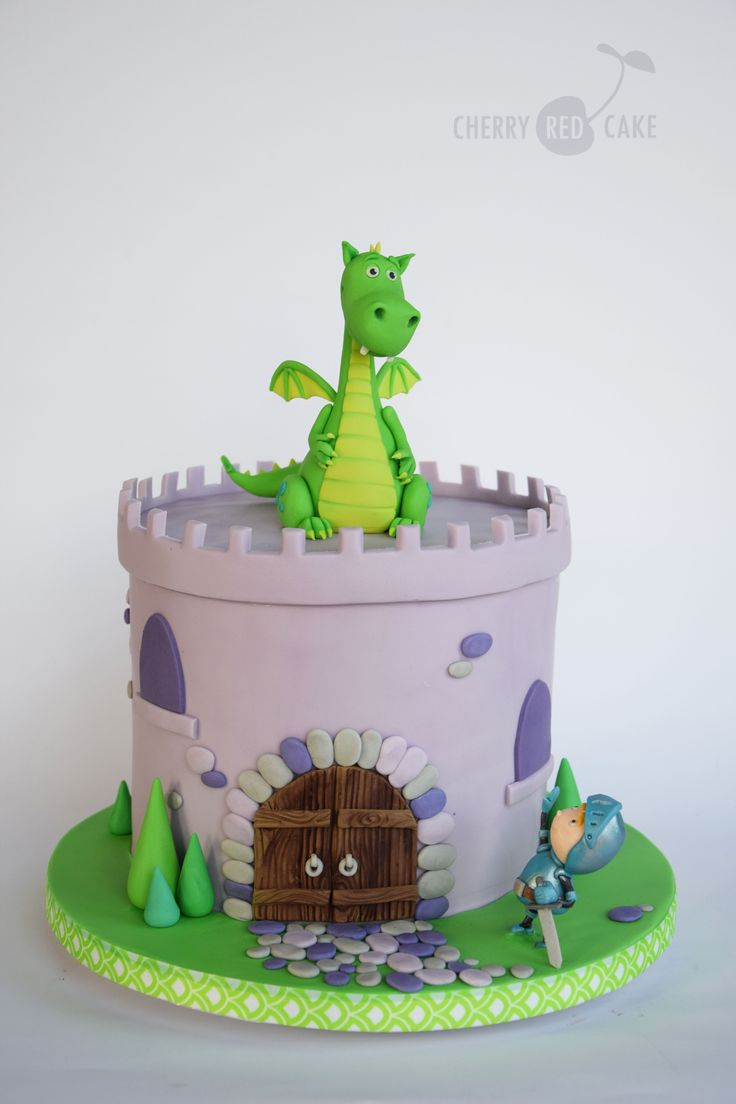238 best castle, dragons and knights cakes images on pinterest