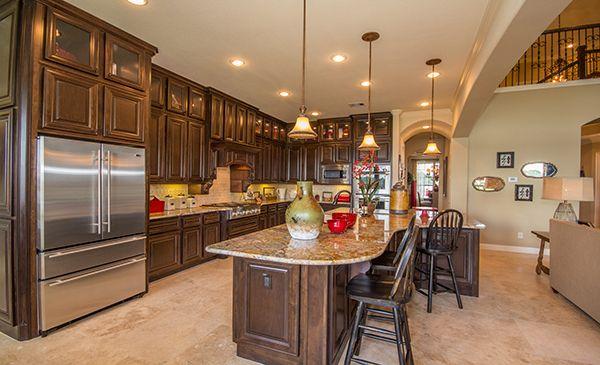 Kitchen by Village Builders® - A Lennar Luxury Brand
