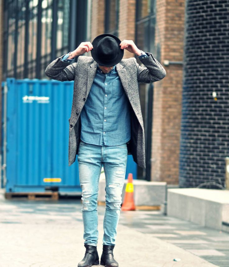Manstyle Streetstyle fashion personaltrainer NN07 H&M jeans Primark