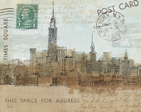 Cities III New York (Veronique Charron)