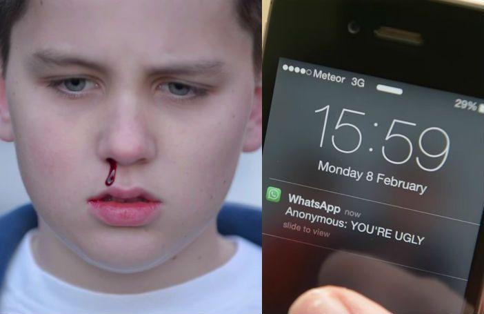 13-jarige jongen maakt ijzersterke video over cyberpesten waar je stil van wordt