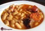 Receta de Fabada o fabes asturianas