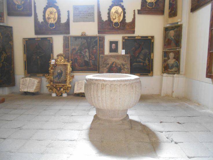 ¡ La pila bautismal de Isabel La Católica !