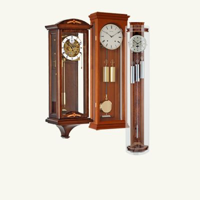 Small regulator Wall Clocks