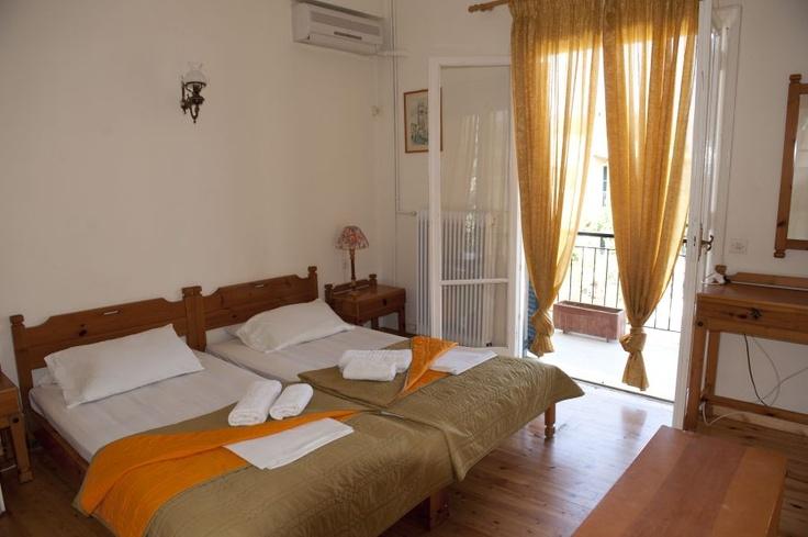 Marie Hotel, Acharavi Corfu. More at http://www.corfu2travel.com/en/mustdo/hotel-marie-acharavi.asp  #corfu #hotels #greece #summer #luxury