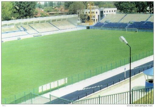 Cotroceni stadium Source: delcampe.net